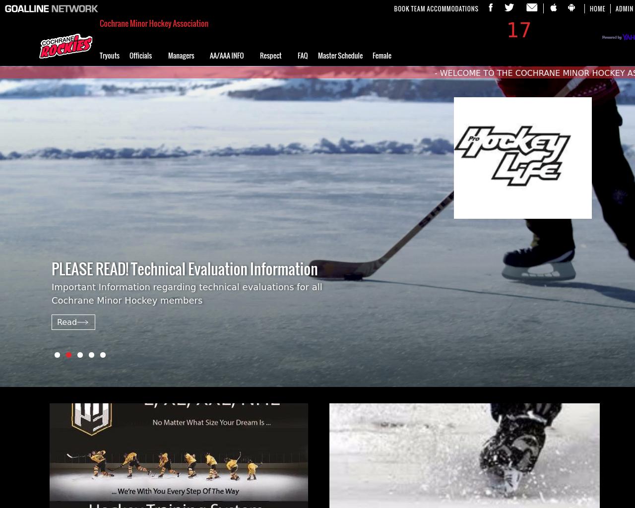 Cochrane-Minor-Hockey-Association-Advertising-Reviews-Pricing