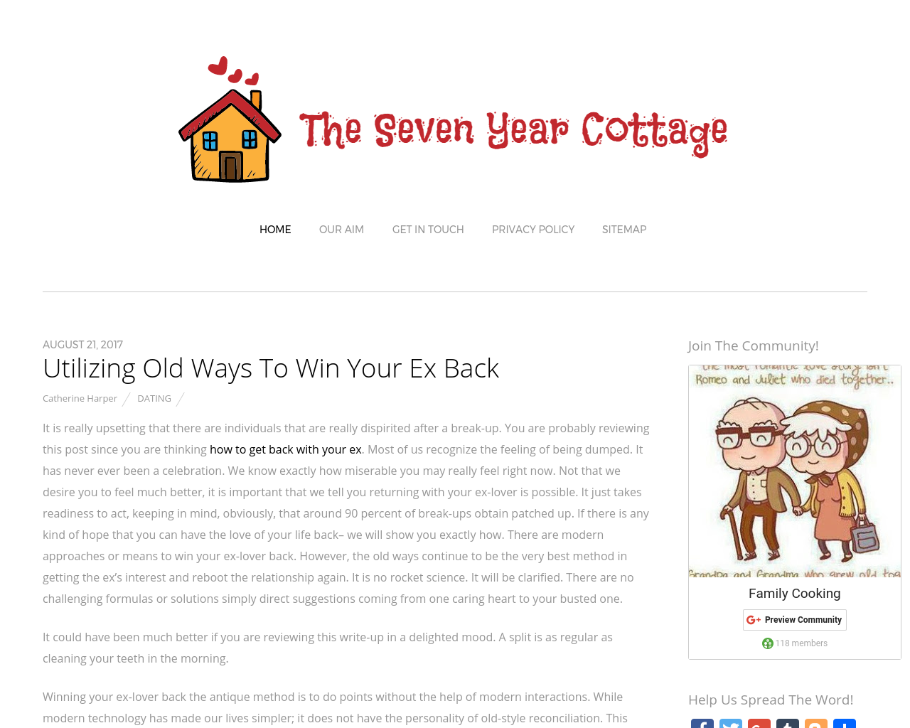The-Seven-Year-Cottage-Advertising-Reviews-Pricing