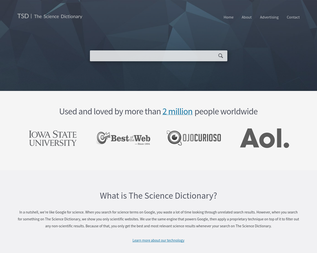 The-Science-Dictionary-Advertising-Reviews-Pricing
