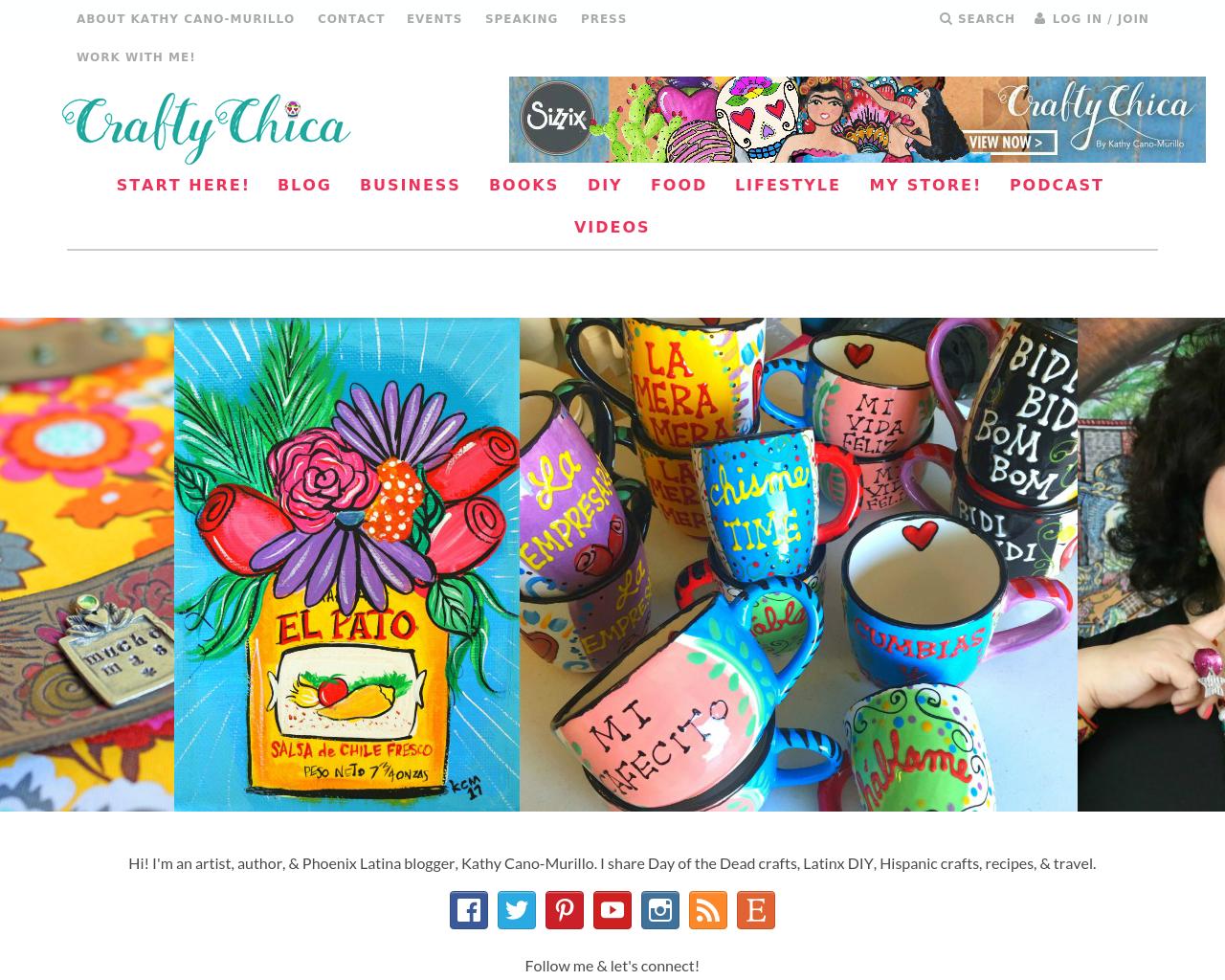 CraftyChica.com-Advertising-Reviews-Pricing