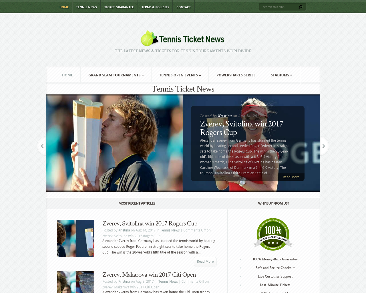 Tennis-Ticket-News-Advertising-Reviews-Pricing