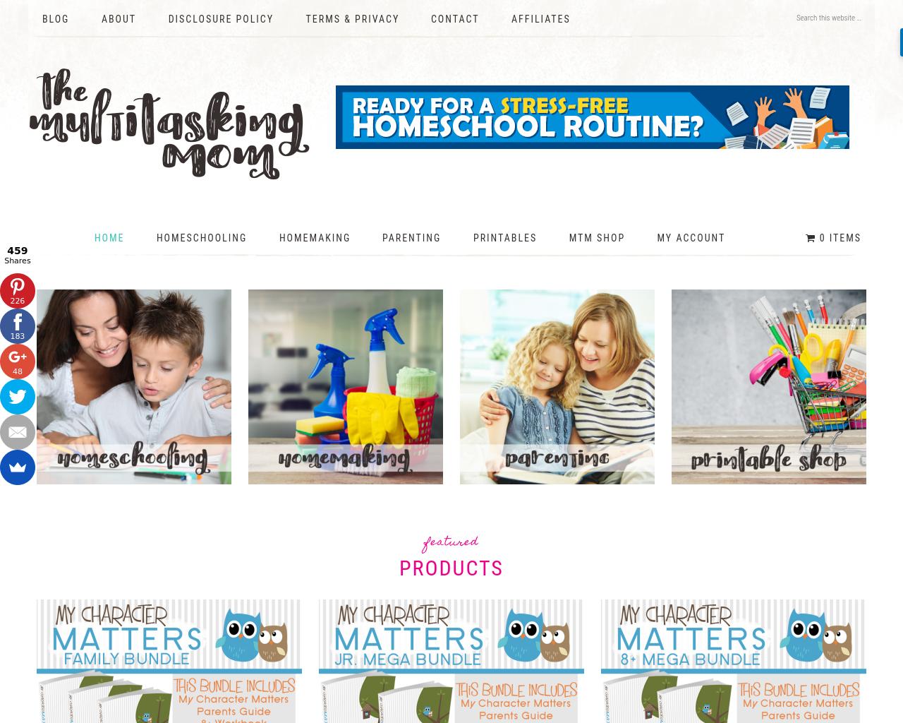 The-Multi-Taskin'-Mom-Advertising-Reviews-Pricing