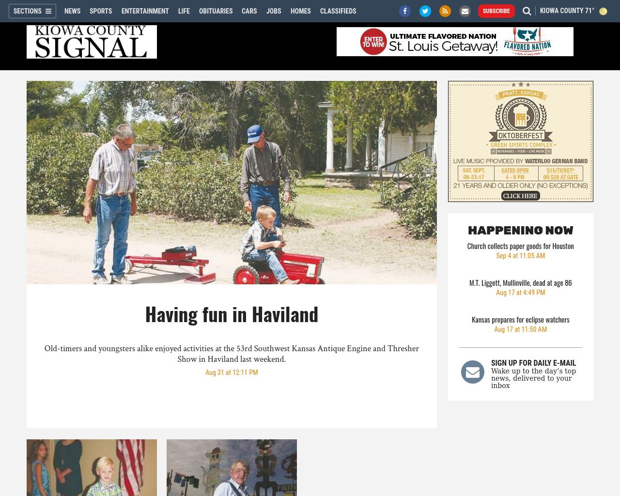 Kiowa-County-Signal-Advertising-Reviews-Pricing
