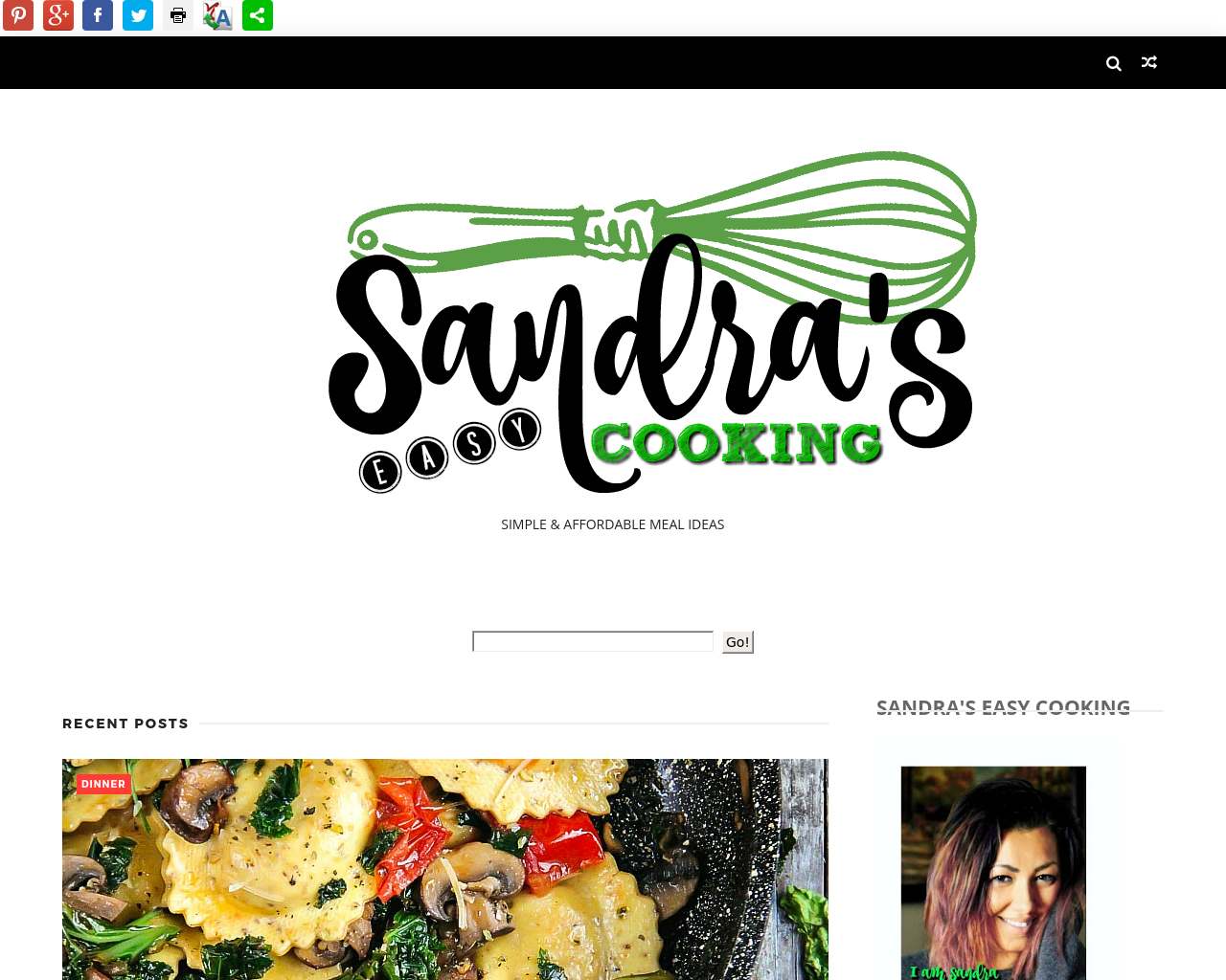 Sandra's-Easy-Cooking-Advertising-Reviews-Pricing