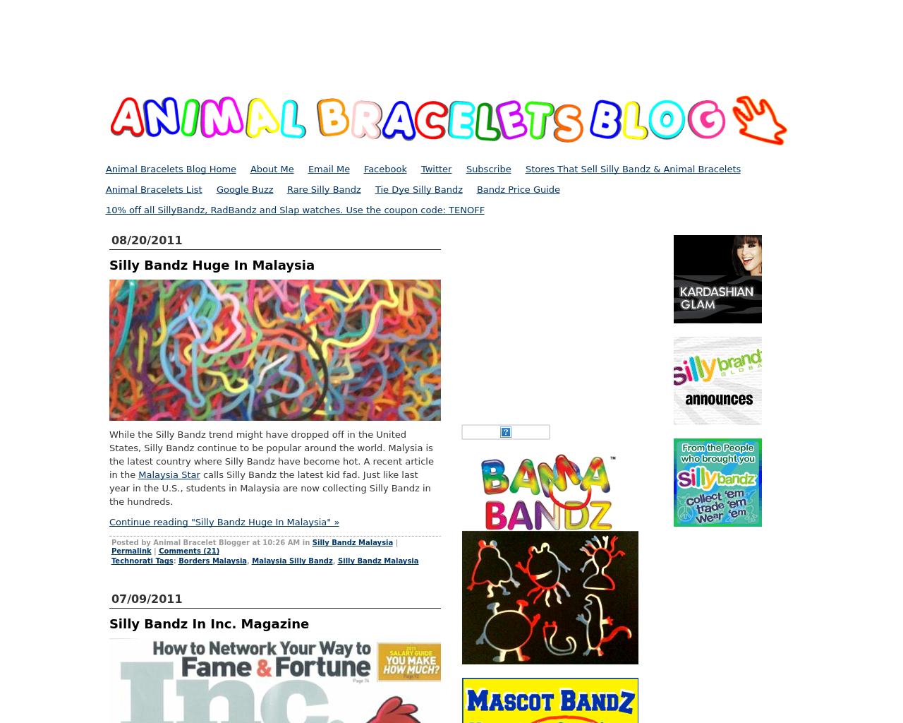 Animal-Bracelets-Blog-Advertising-Reviews-Pricing