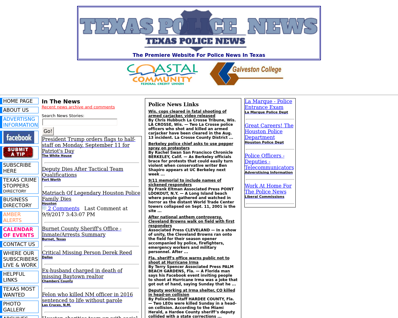 Texas-Police-News-Advertising-Reviews-Pricing