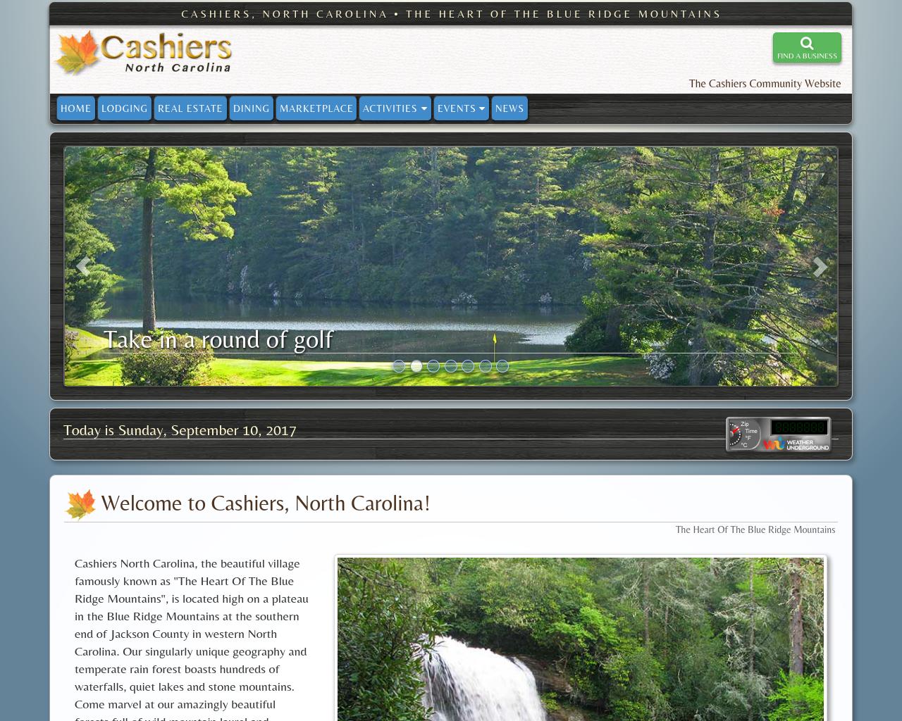 Cashiers,-North-Carolina-Advertising-Reviews-Pricing