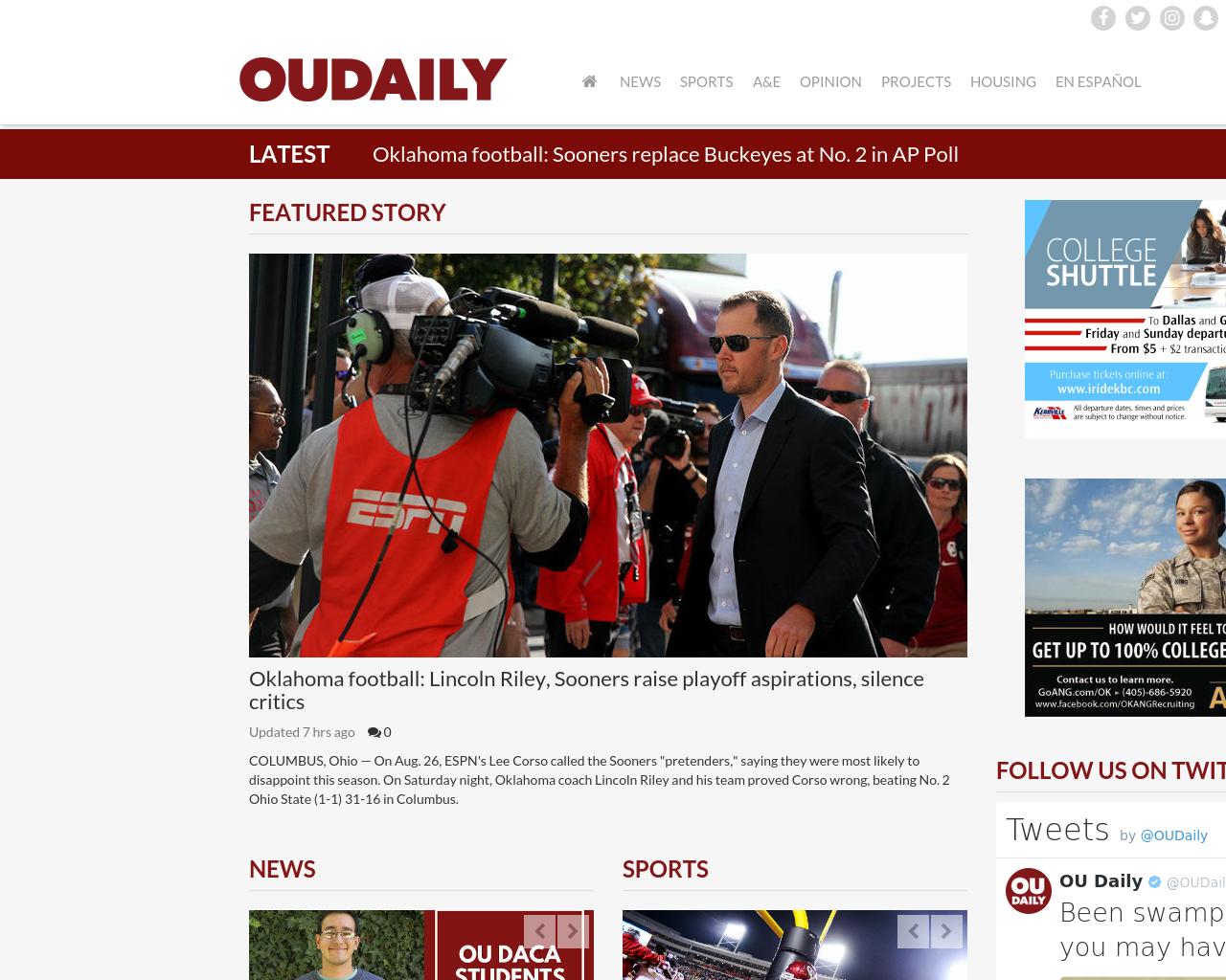 The-Oklahoma-Daily-Advertising-Reviews-Pricing