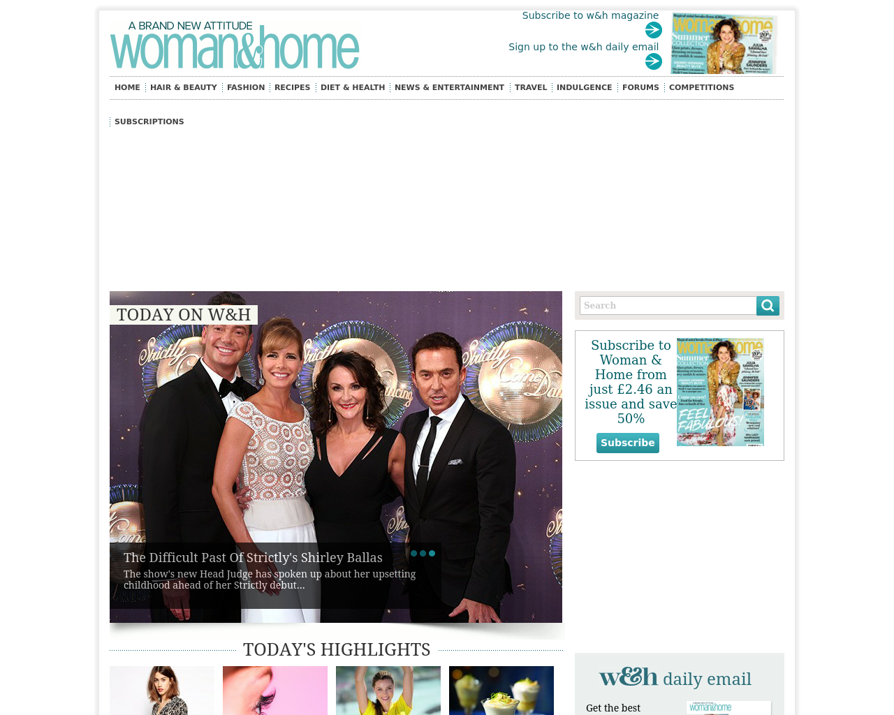 Womanandhome-Advertising-Reviews-Pricing