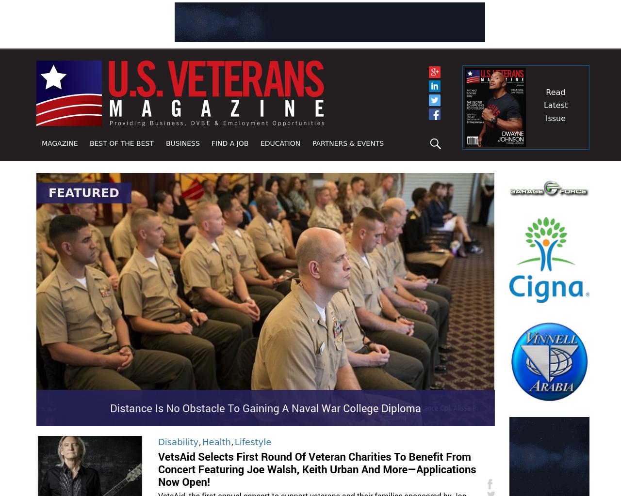U.S.-Veteran's-Magazine-Advertising-Reviews-Pricing