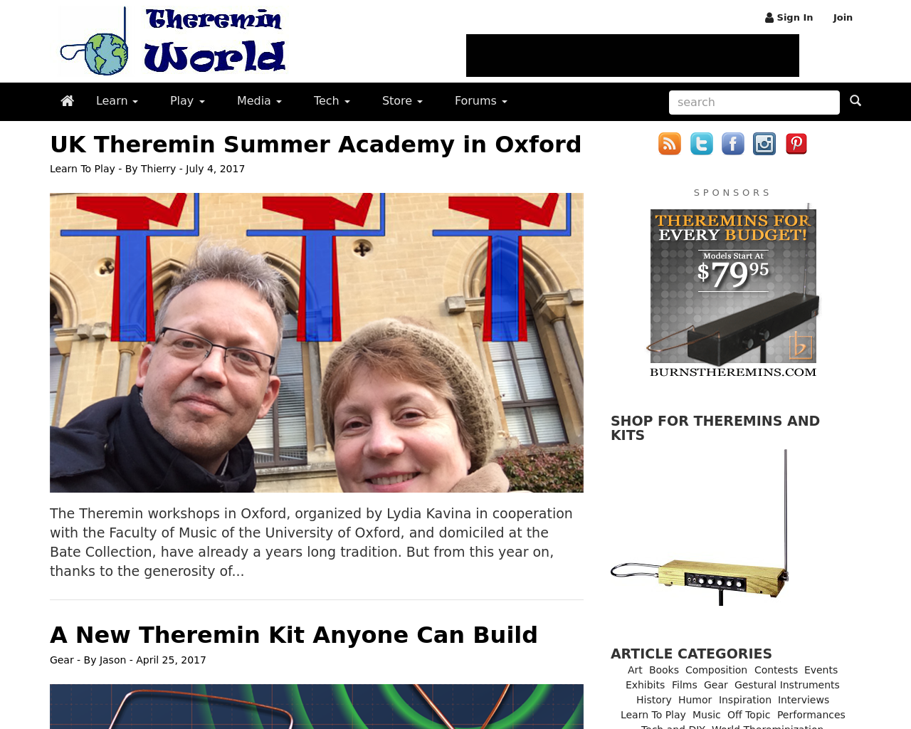 Theremin-World-Advertising-Reviews-Pricing