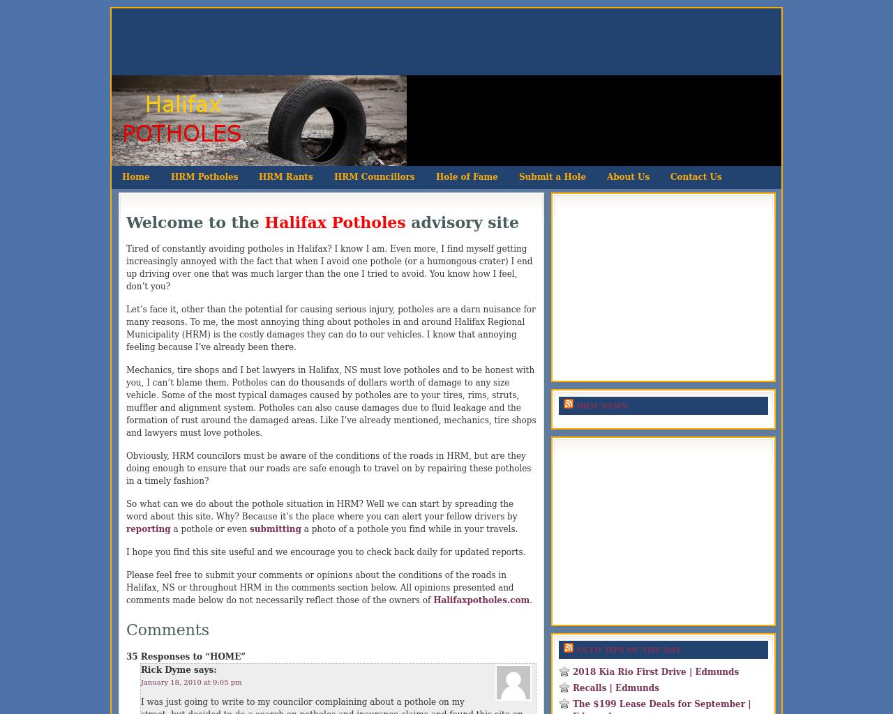 Halifax-Potholes-Advertising-Reviews-Pricing