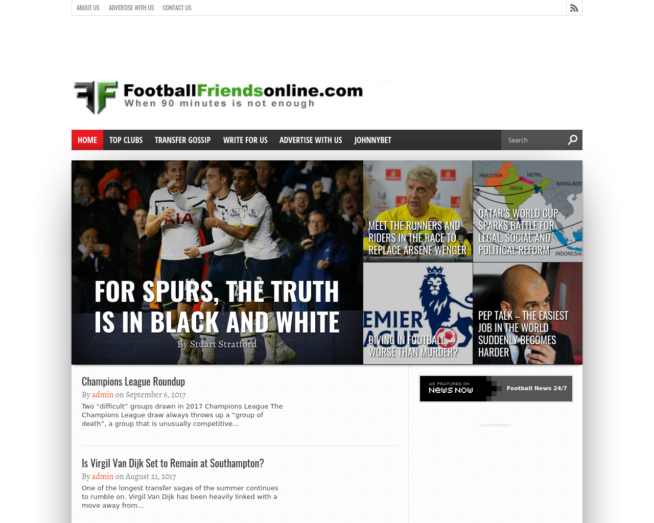 Football-Friends-Online-Advertising-Reviews-Pricing