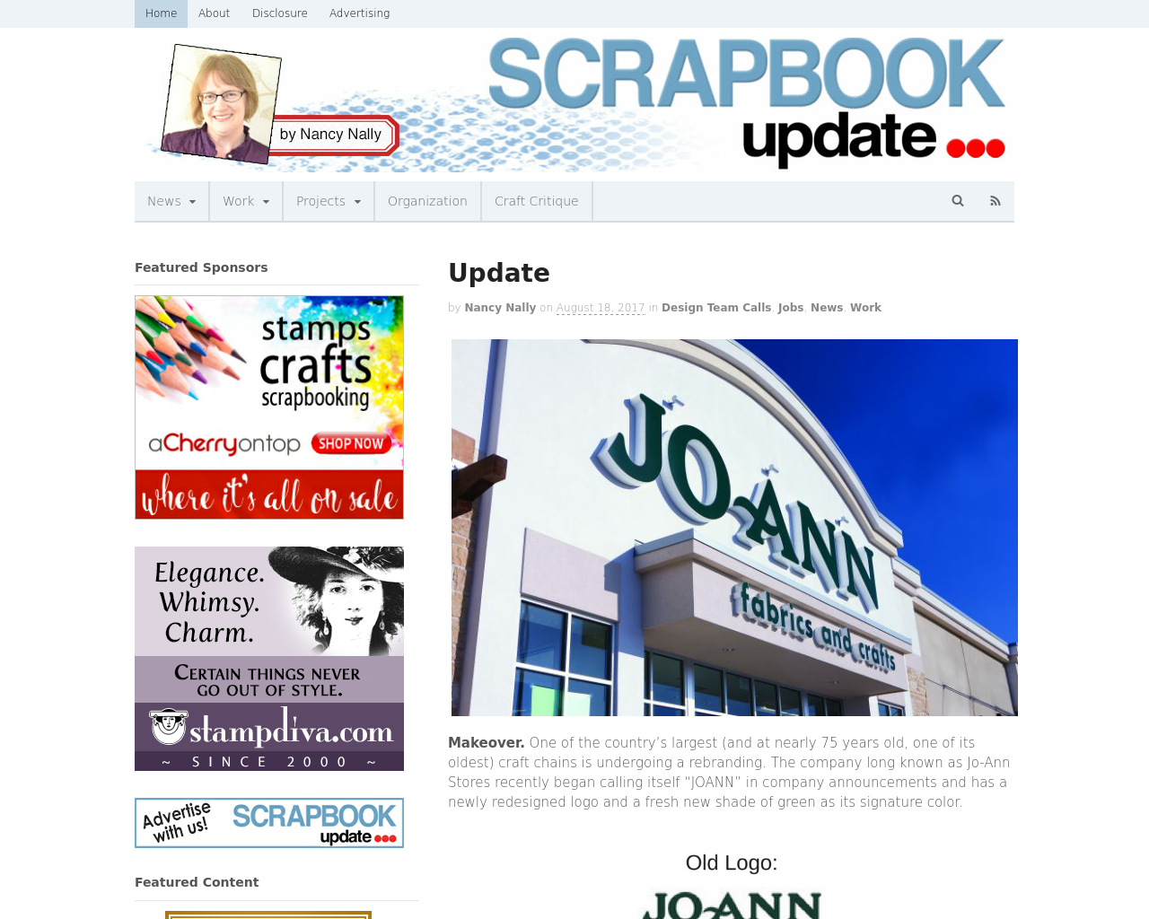 Scrapbook-Update-Advertising-Reviews-Pricing