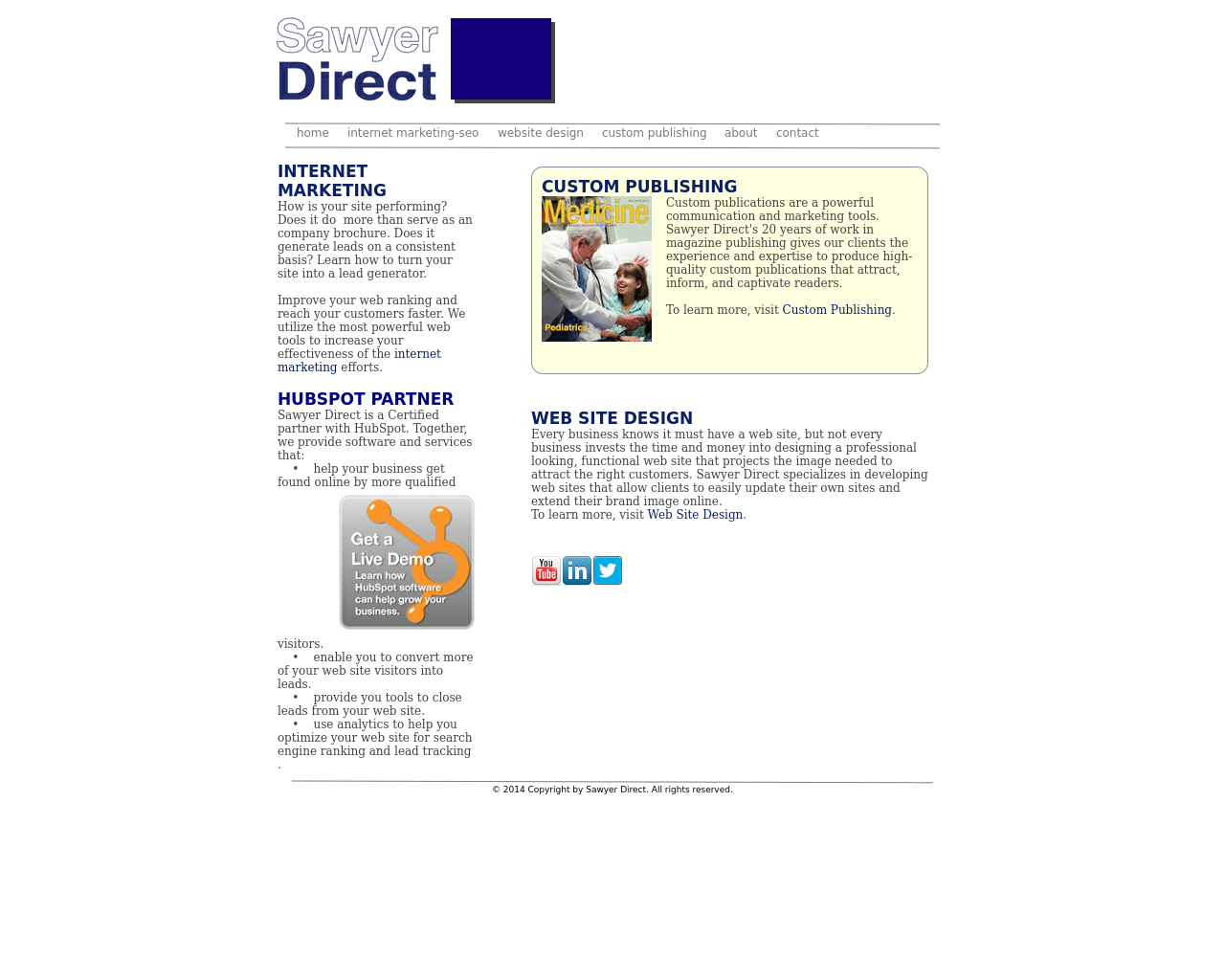 Sawyer-Direct-LLC-Advertising-Reviews-Pricing