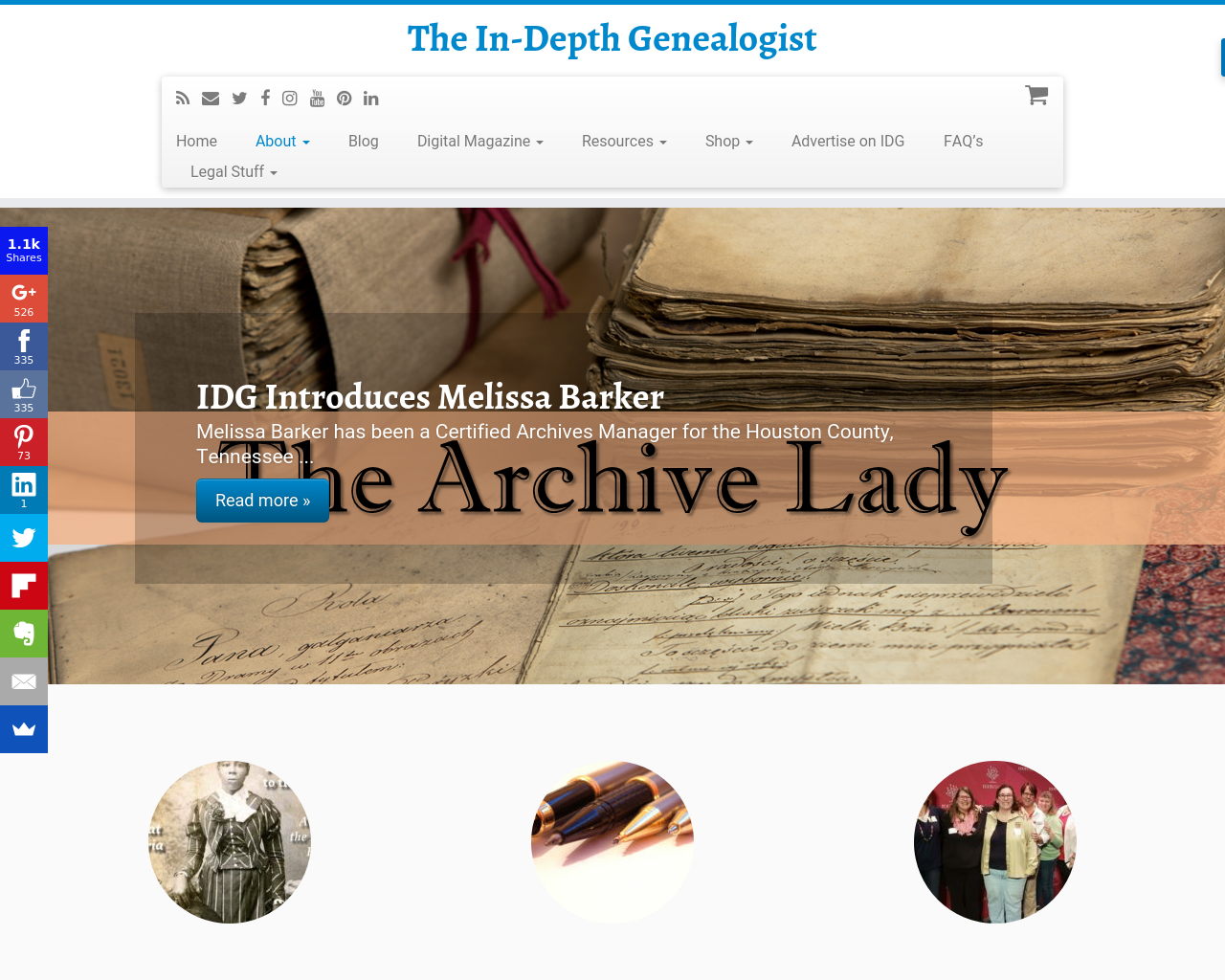 The-In-Depth-Genealogist-Advertising-Reviews-Pricing