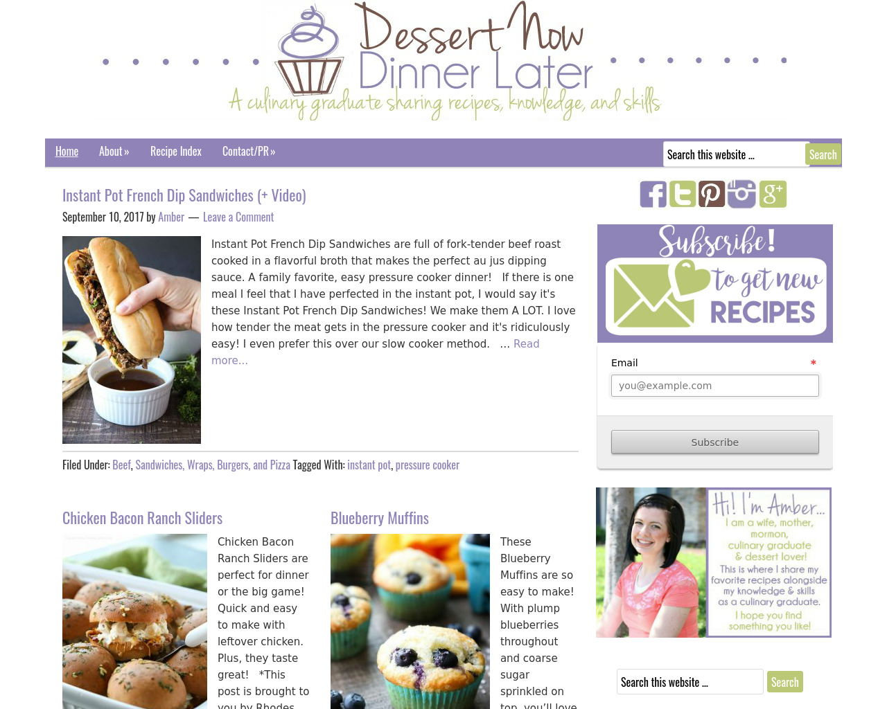 Dessert-Now-Dinner-Later-Advertising-Reviews-Pricing