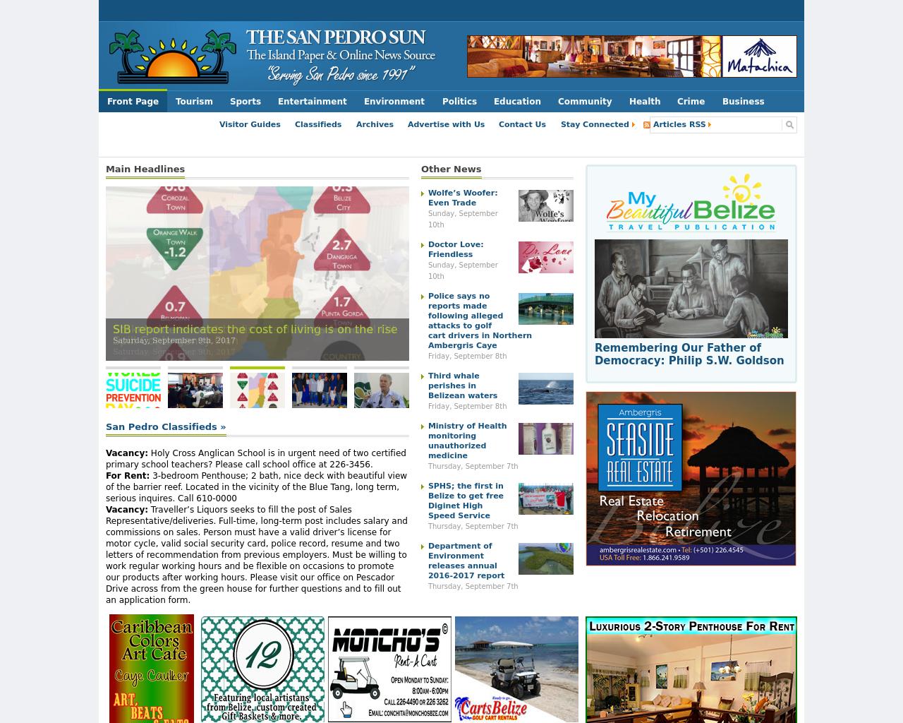 The-San-Pedro-Sun-Advertising-Reviews-Pricing