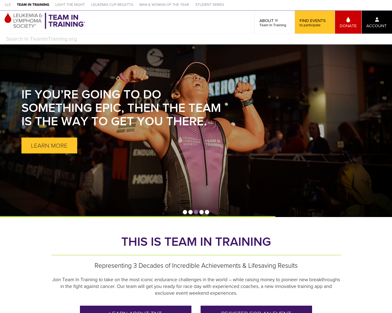 Team-In-Training-Advertising-Reviews-Pricing