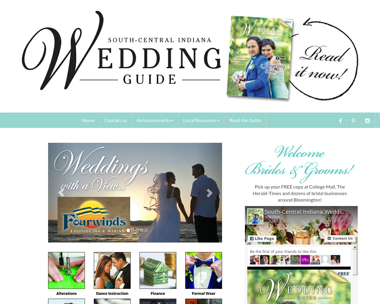 South-Central-Indiana-Bride's-Guide-Advertising-Reviews-Pricing