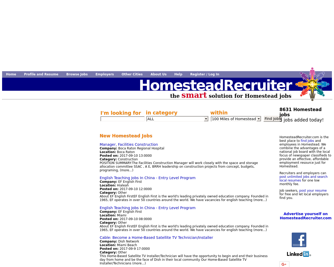 Homestead-Recruiter-Advertising-Reviews-Pricing