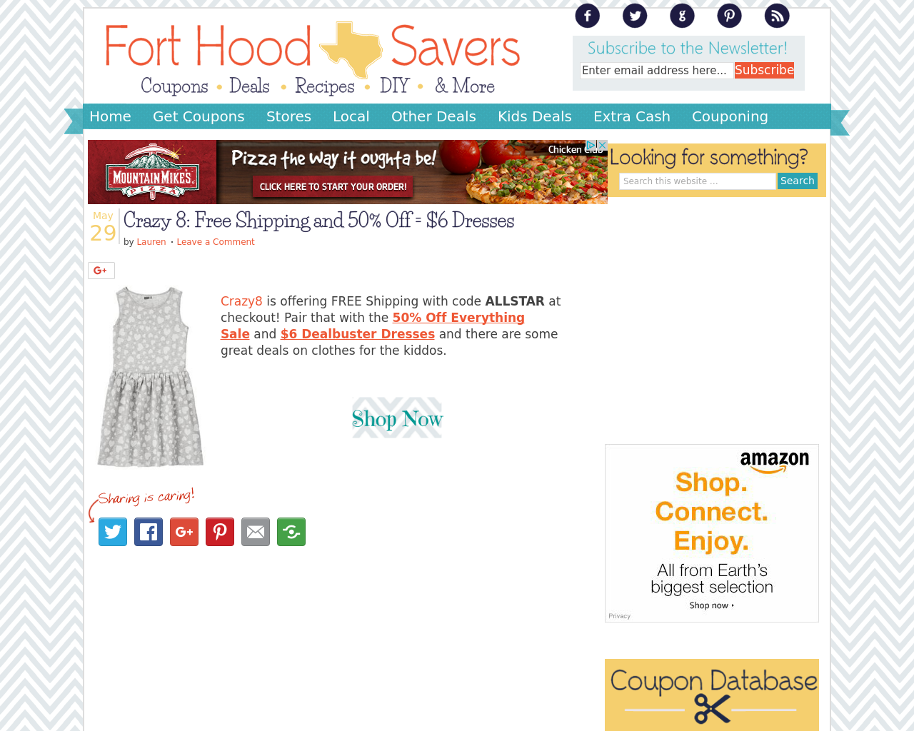 FortHoodSavers.com-Advertising-Reviews-Pricing