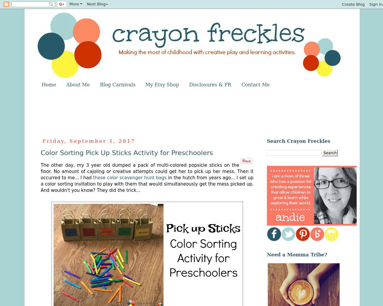 Crayon-Freckles-Advertising-Reviews-Pricing