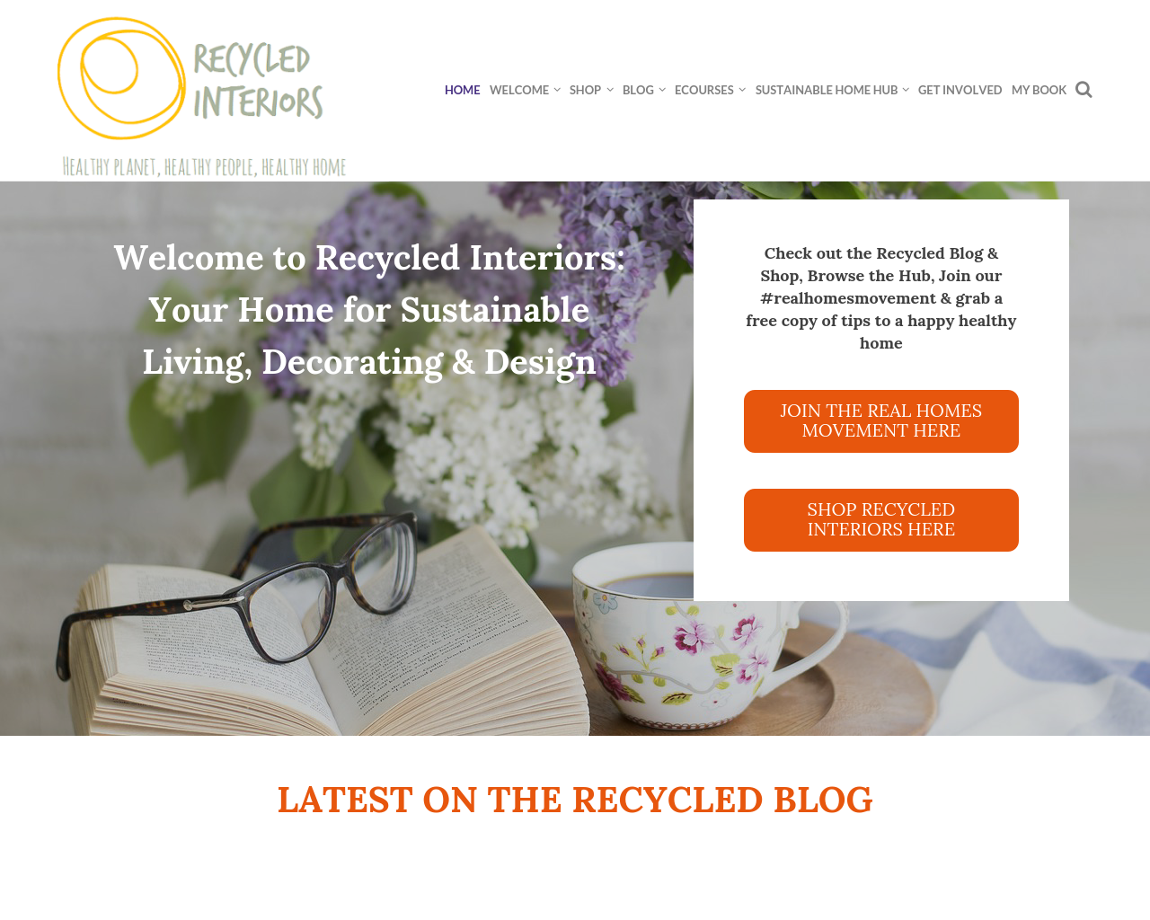 Recycledinteriors.org-Advertising-Reviews-Pricing