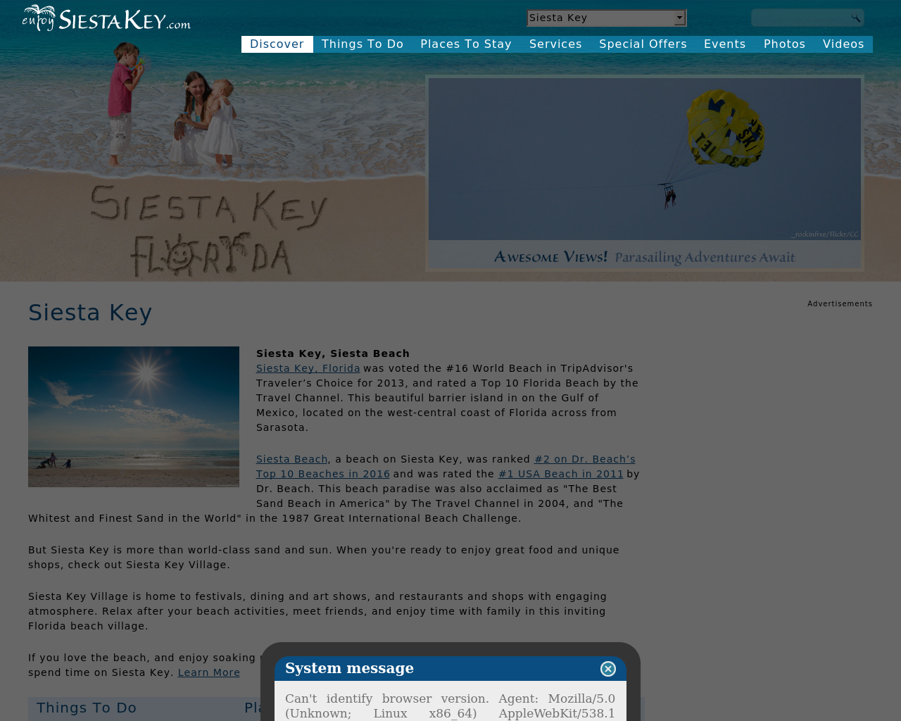 enjoySiestaKey.com-Advertising-Reviews-Pricing