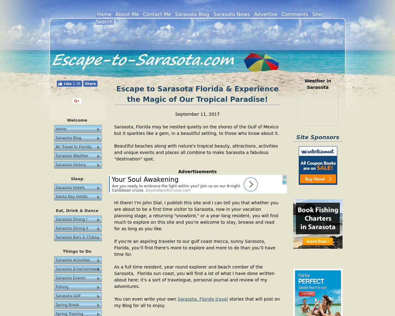 Escape-to-Sarasota.com-Advertising-Reviews-Pricing