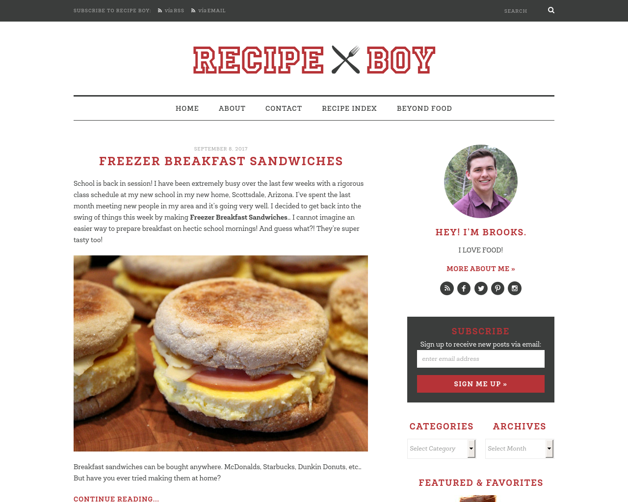 RECIPE-BOY-Advertising-Reviews-Pricing