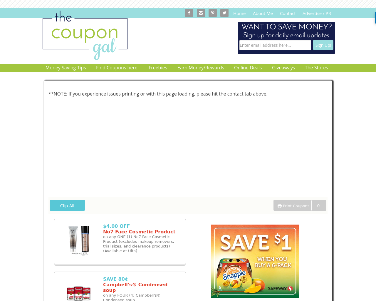 The-Coupon-Gal-Advertising-Reviews-Pricing