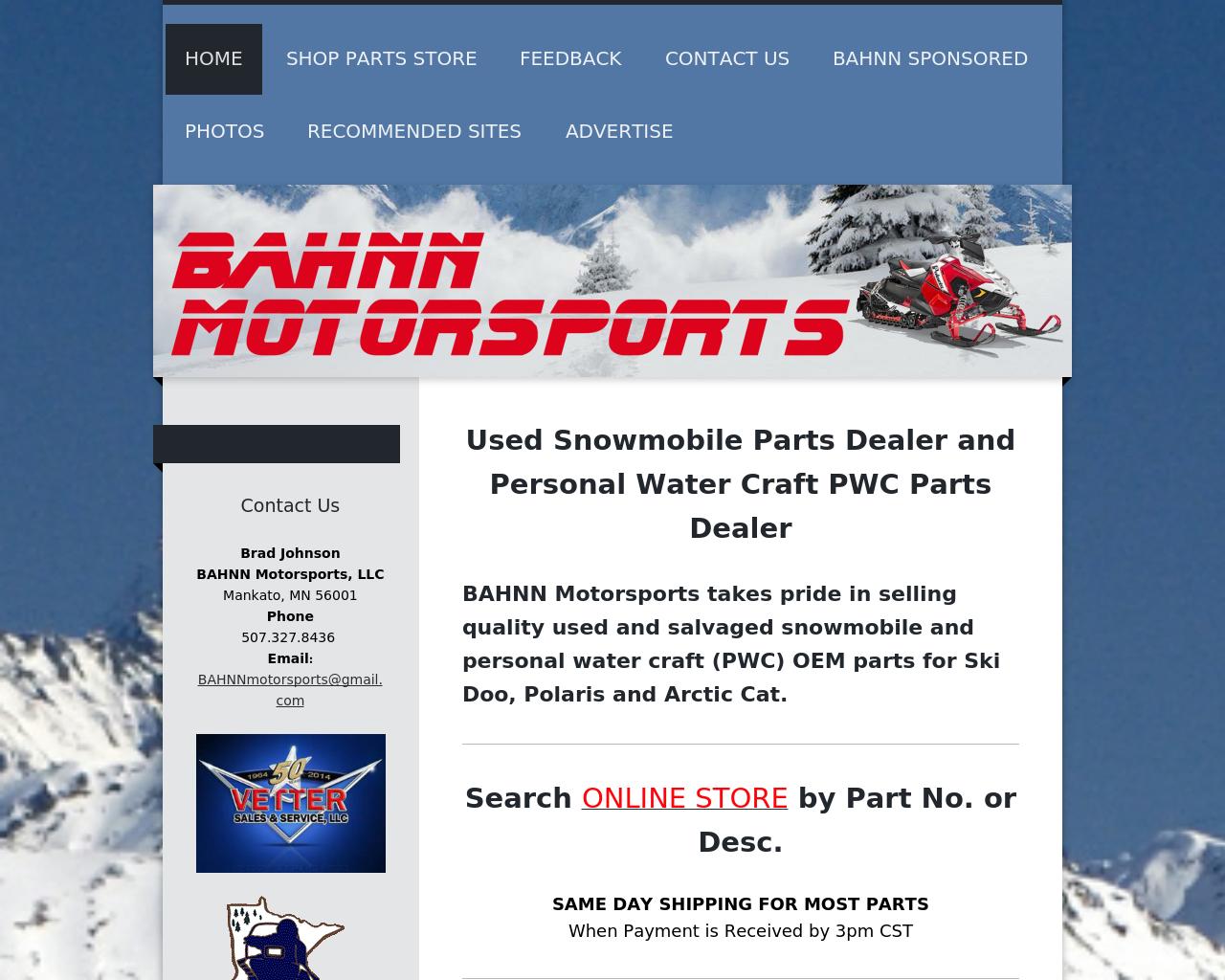 BAHNN-Motorsports,-LLC-Advertising-Reviews-Pricing