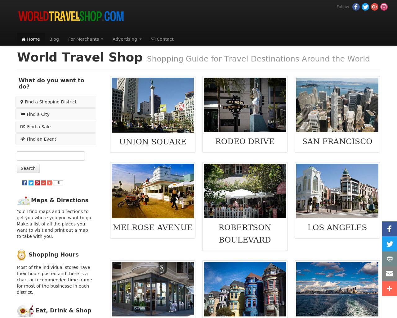 World-Travel-Shop-RobertsonBoulevard-Advertising-Reviews-Pricing