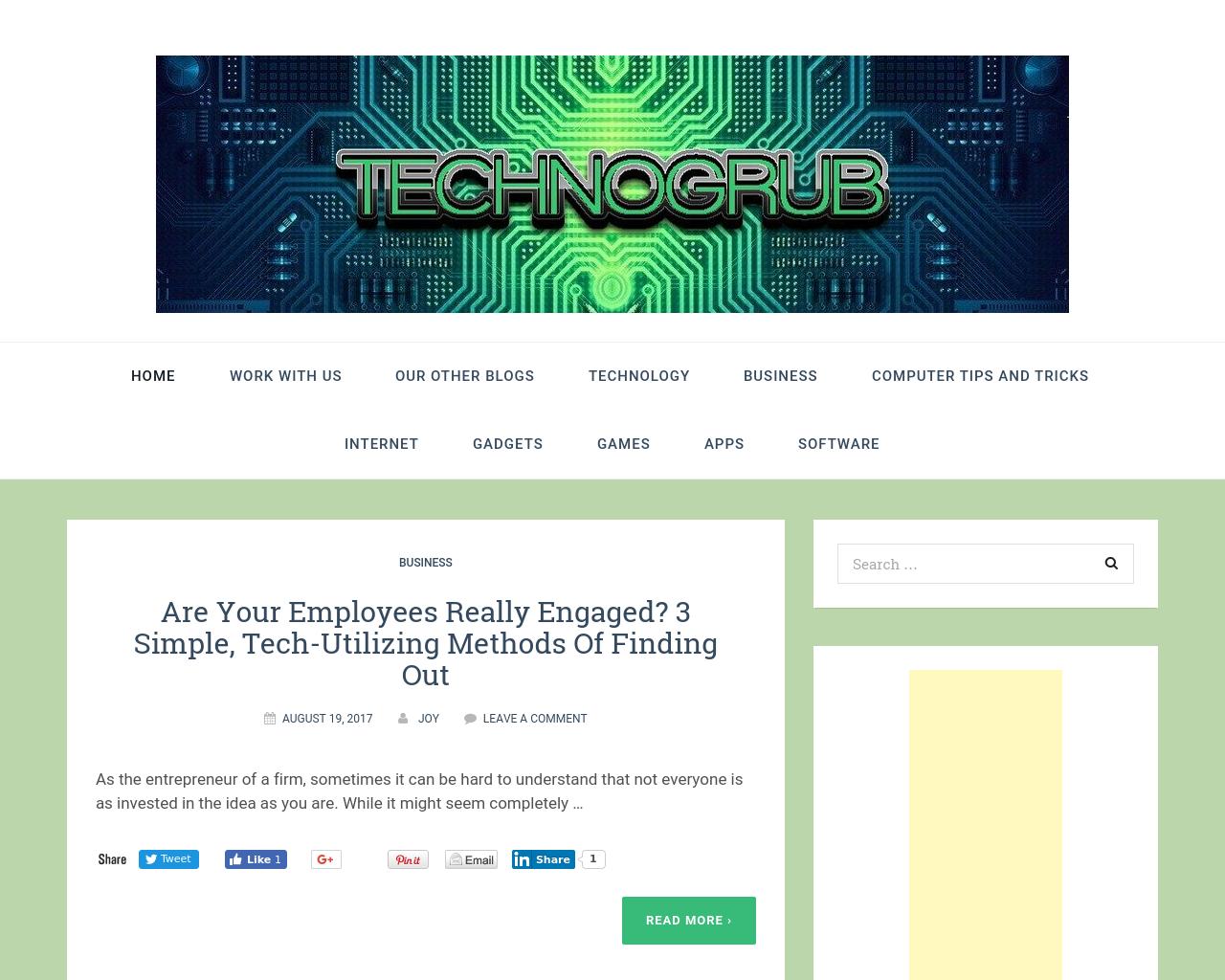 Techno-Grub-Advertising-Reviews-Pricing