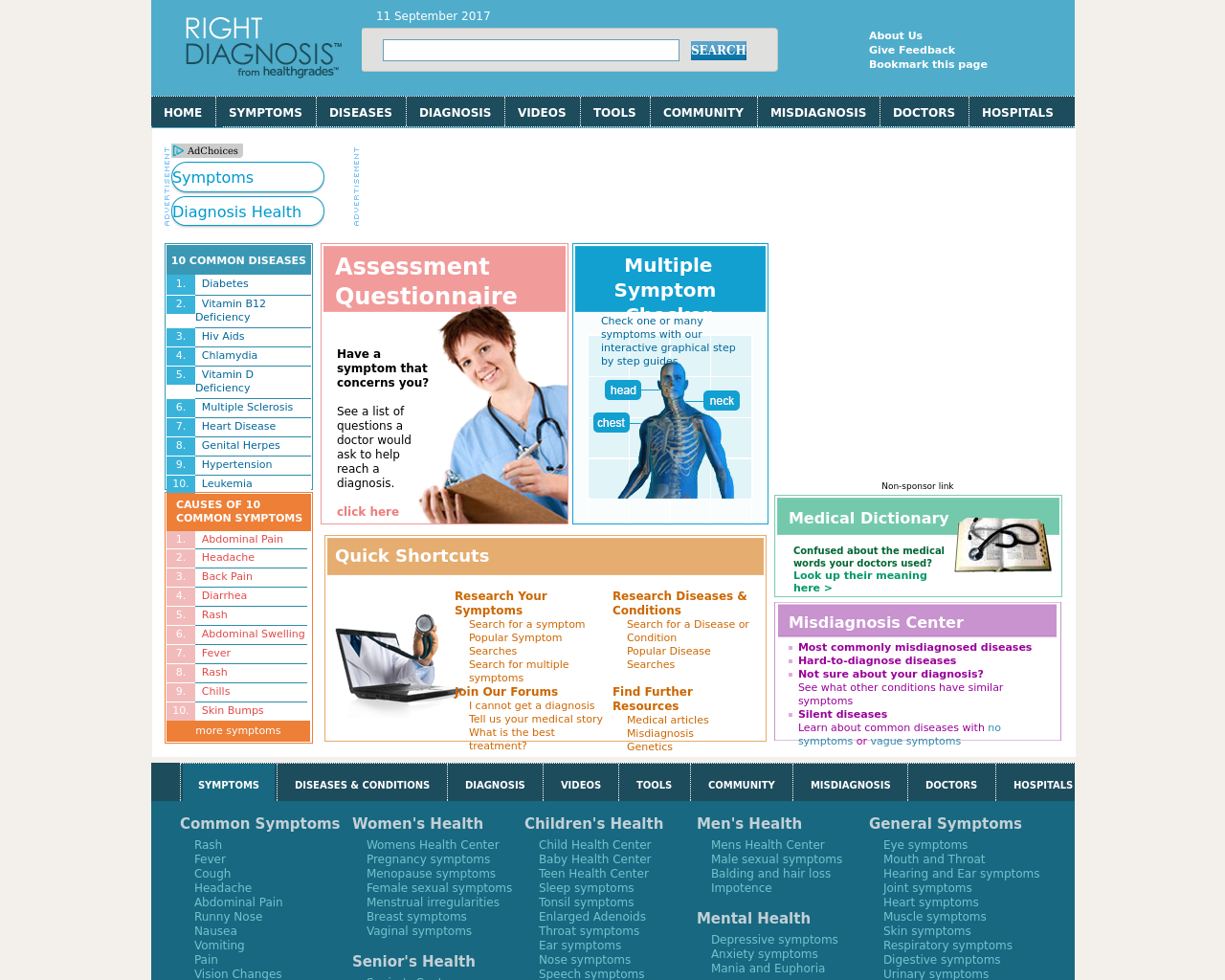 Right-Diagnosis-Advertising-Reviews-Pricing