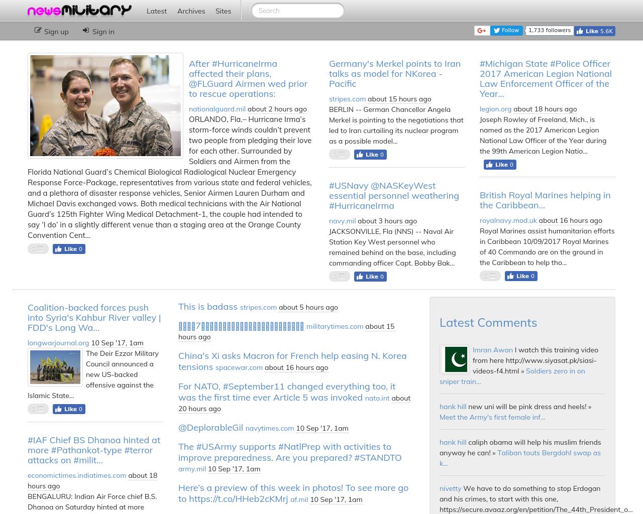 NewsMilitary.com-Advertising-Reviews-Pricing