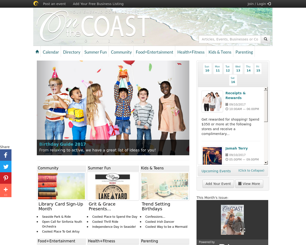 On-The-Coast-Magazine-Advertising-Reviews-Pricing