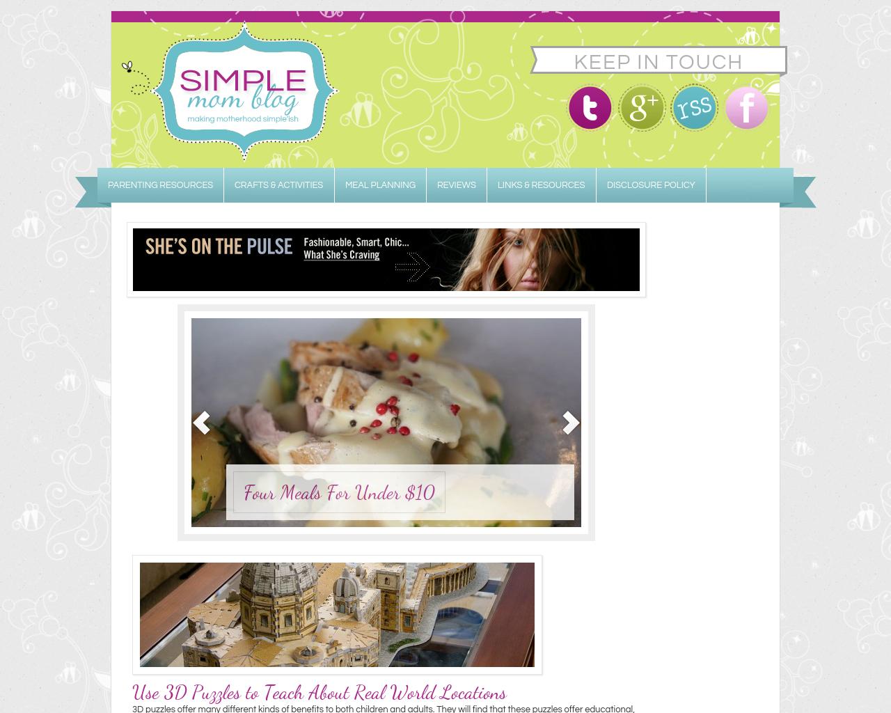 Simple-Mom-Blog-Advertising-Reviews-Pricing