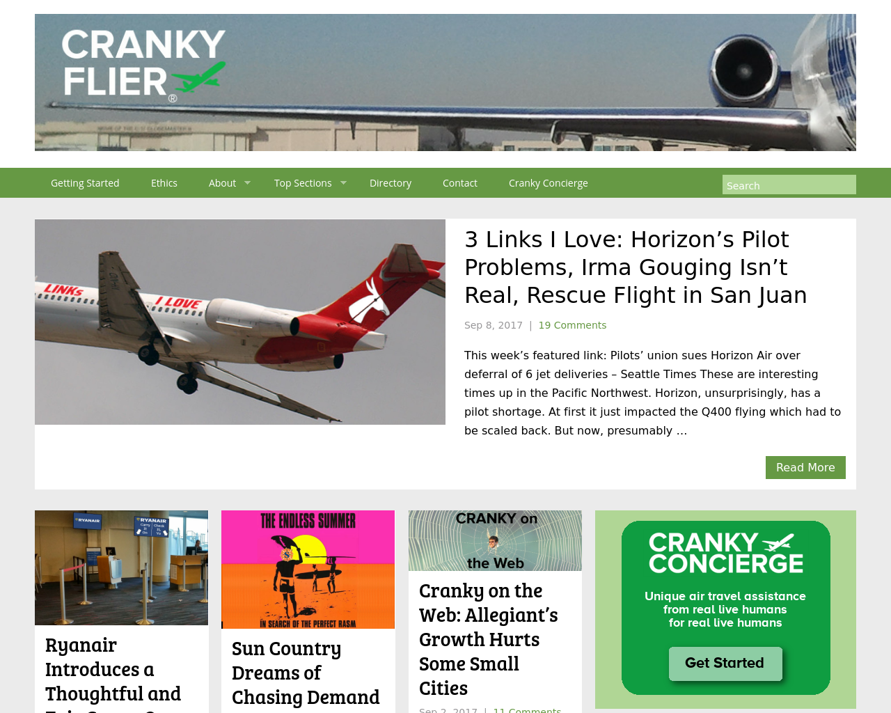 The-Cranky-Flier-Advertising-Reviews-Pricing