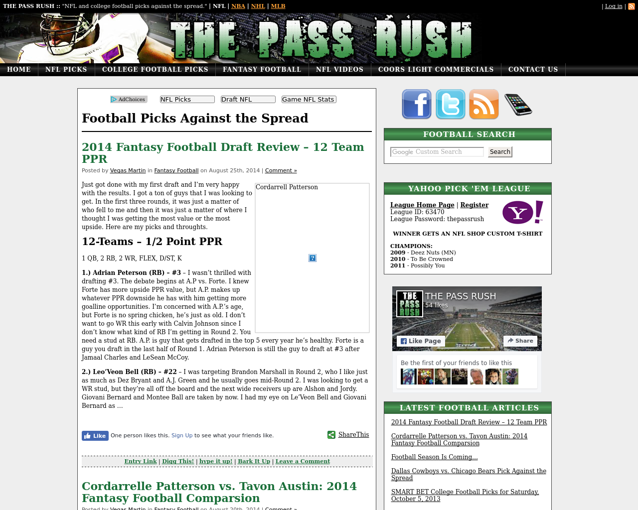 The-Pass-Rush-Advertising-Reviews-Pricing