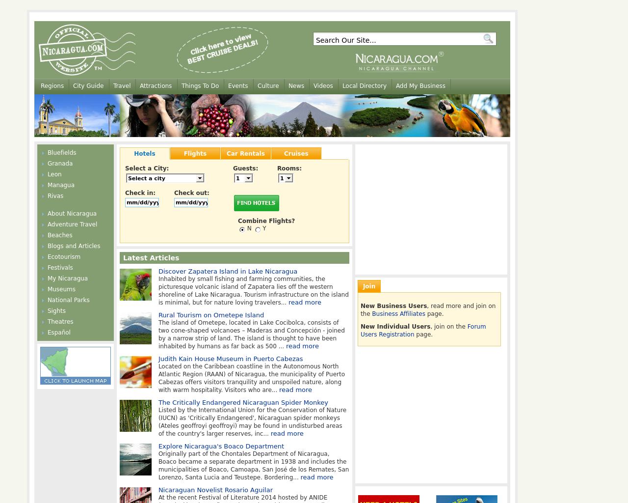 Nicaragua.com-Advertising-Reviews-Pricing