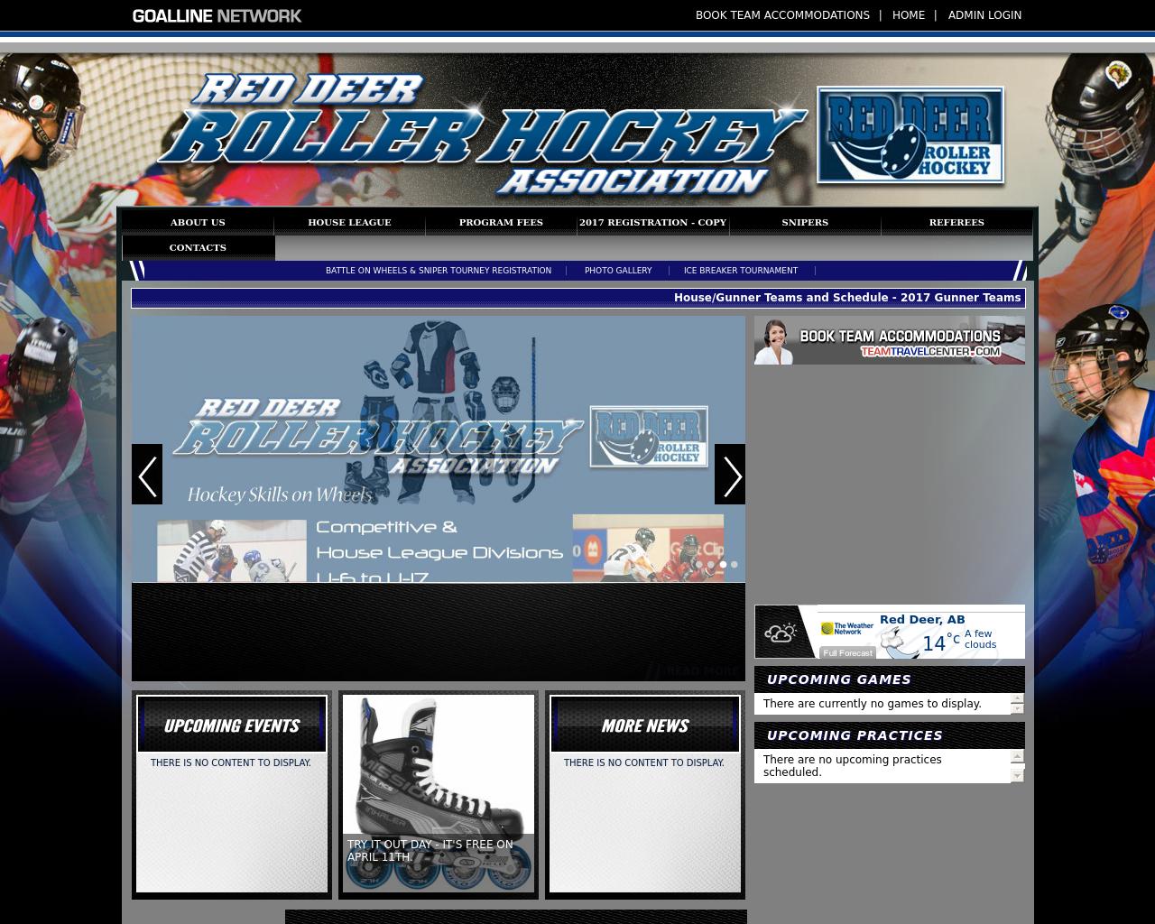 Reddeerrollerhockey.com-Advertising-Reviews-Pricing