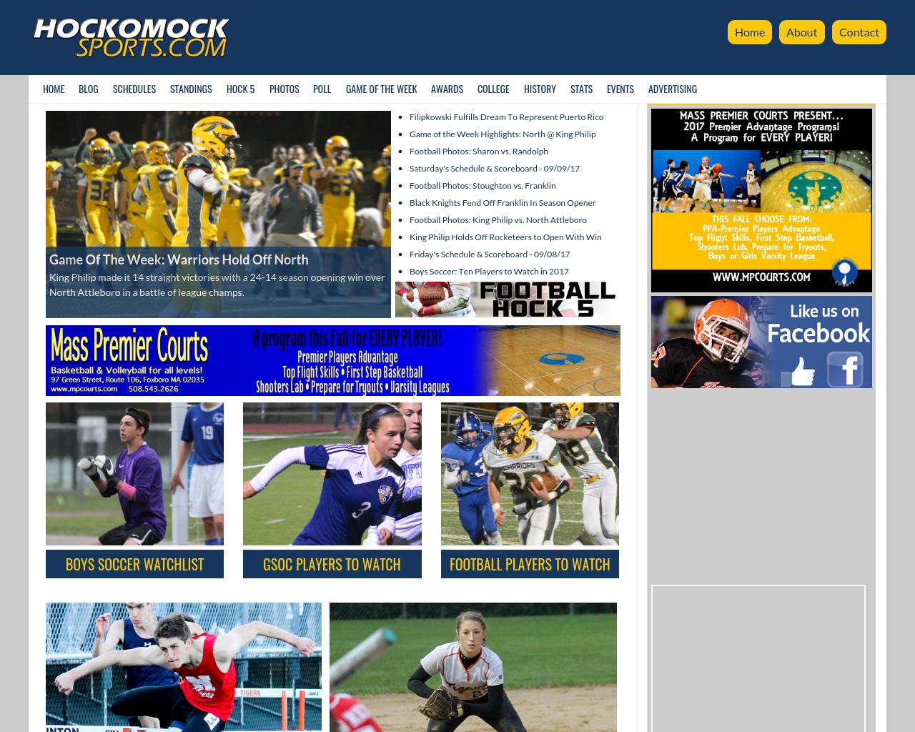 HockomockSports.com-Advertising-Reviews-Pricing