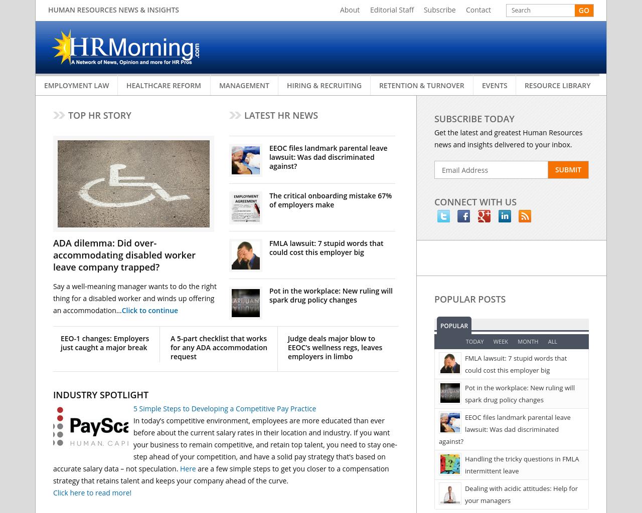 HR-Morning-Advertising-Reviews-Pricing