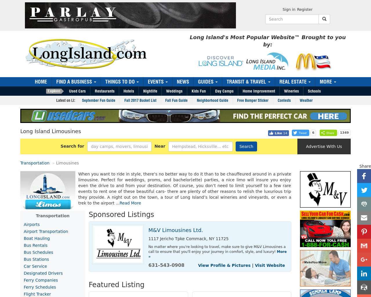 Long-Island-Limousines-Advertising-Reviews-Pricing