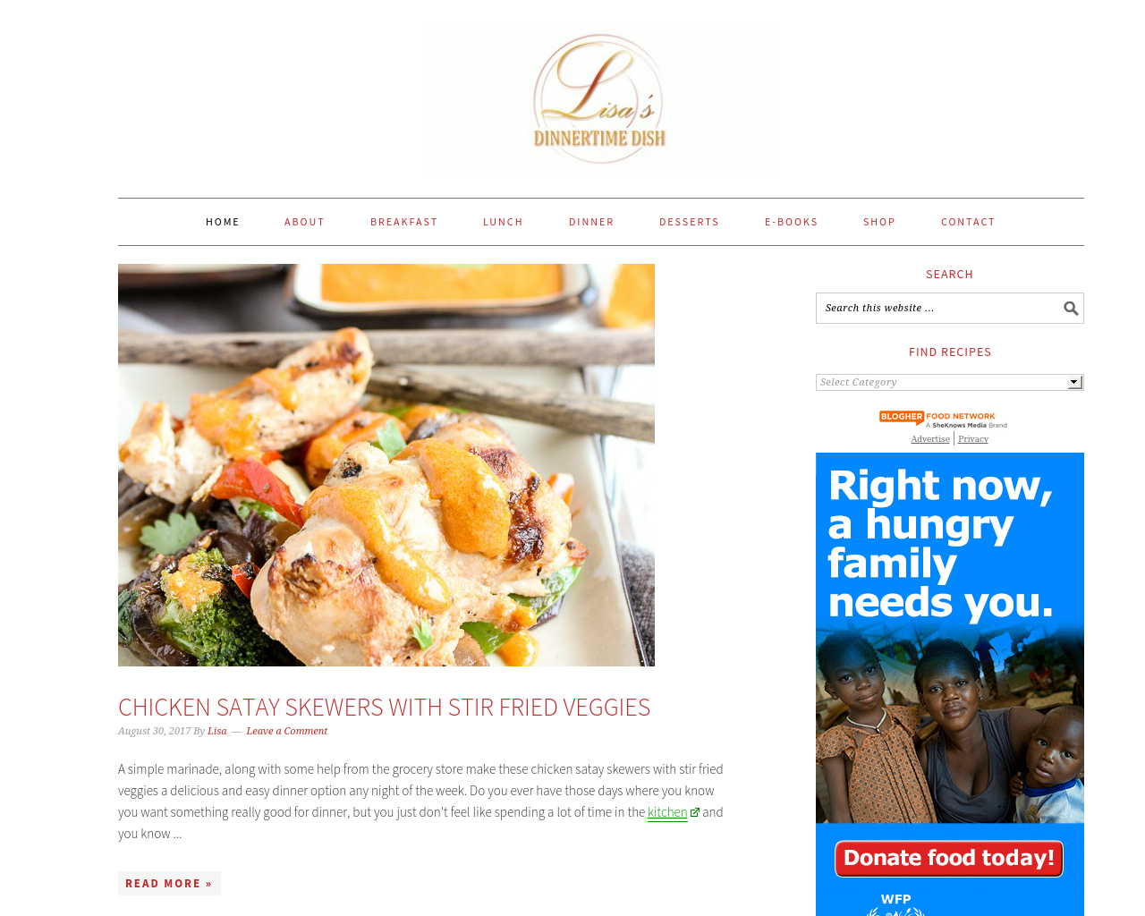 Lisa's-Dinnertime-Dish-Advertising-Reviews-Pricing