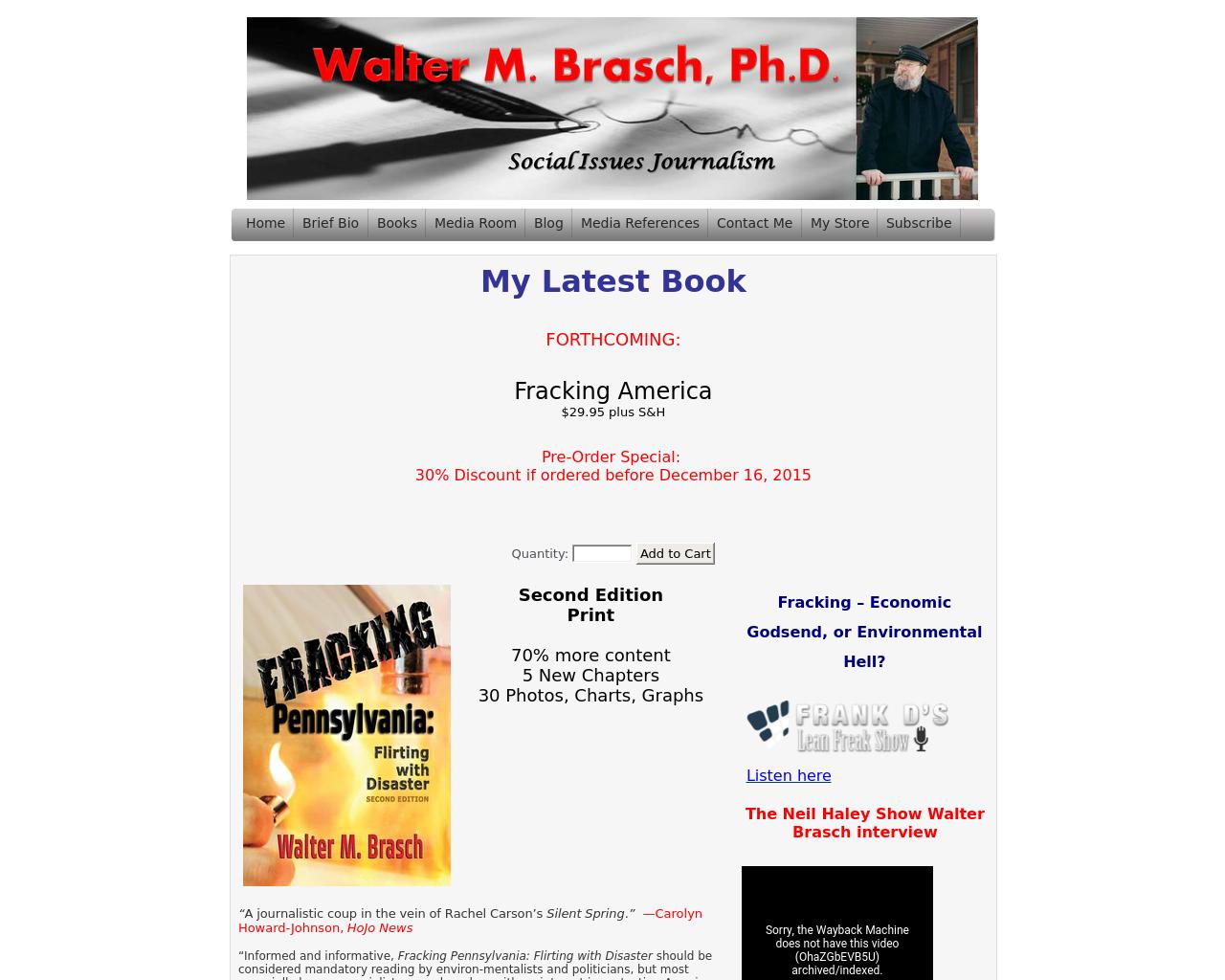 Walter-M.-Brasch-Advertising-Reviews-Pricing