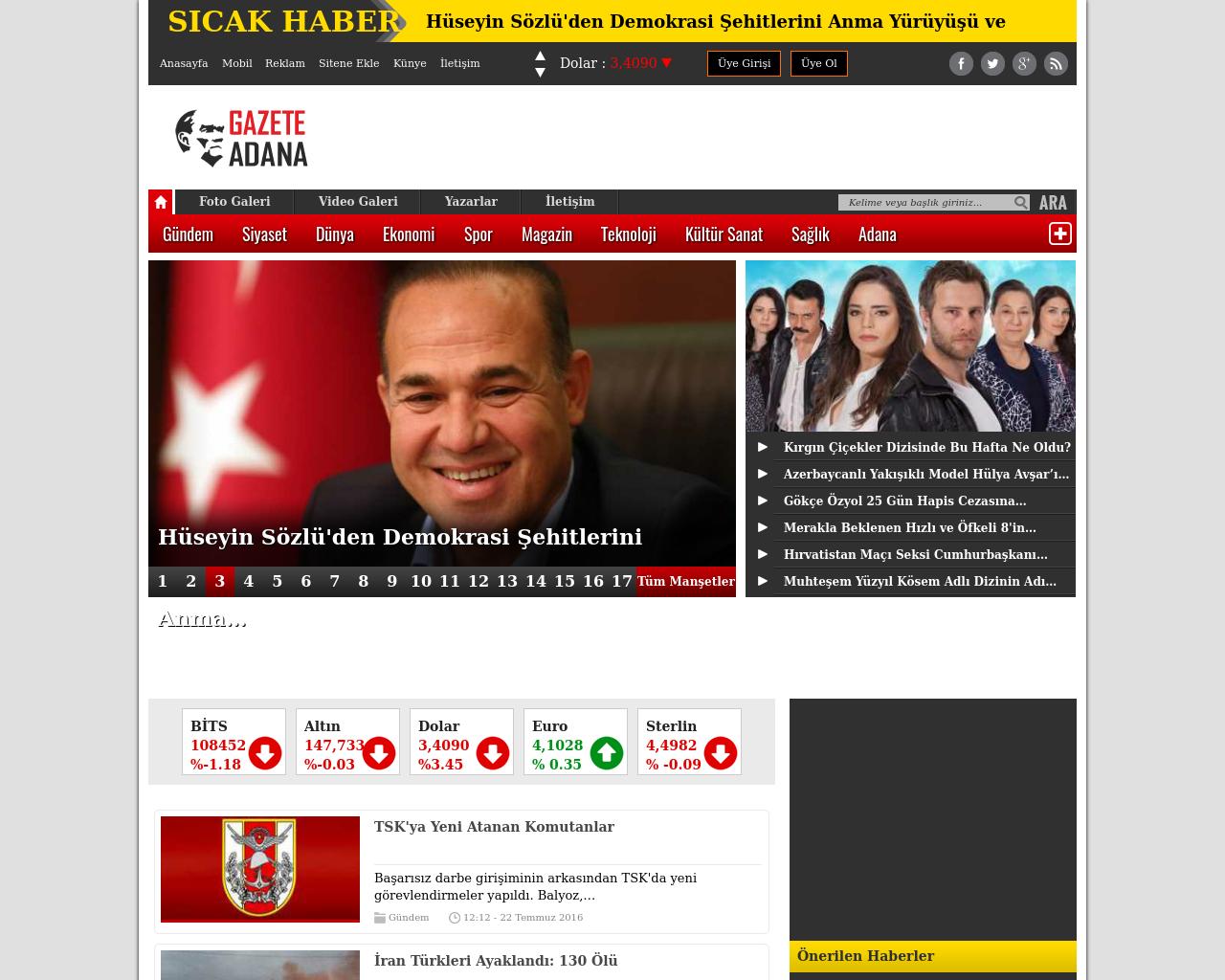Gazete-Adana-Advertising-Reviews-Pricing