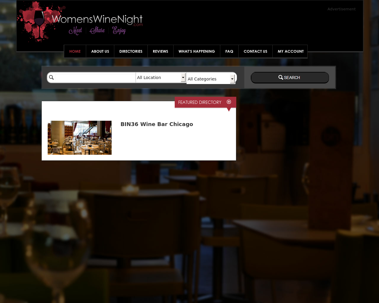 Womenswinenight.com-Advertising-Reviews-Pricing